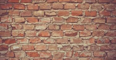 nedrivning af væg