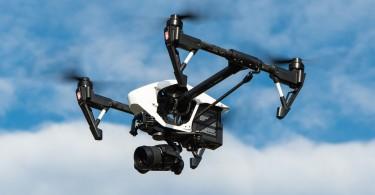 drone til ejendomsmægler