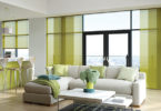gardiner til store vinduer