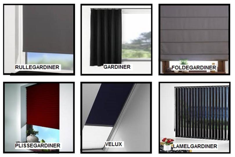 gardiner mørklægning Mørklægningsgardiner på mål   Få Danmarks laveste gardin priser gardiner mørklægning