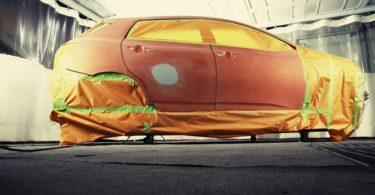 lakering af bil pris