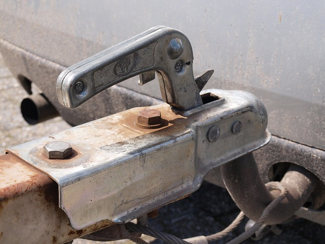 montering af anhængertræk