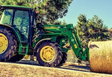 ballespyd til traktor