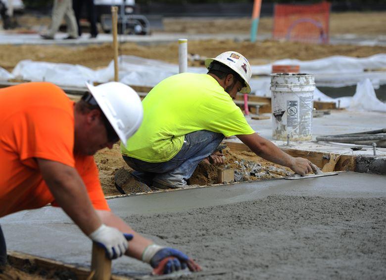 støbning af gulv priser i beton